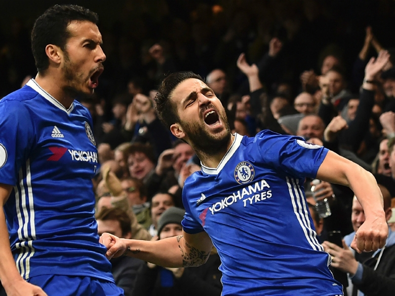 AC Milan make Chelsea star Fabregas one of main summer transfer targets