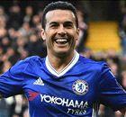 Pedro on same level as Costa & Hazard