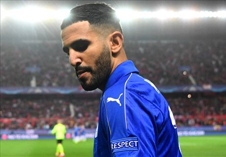 Mahrez branded a 'snake' over Ranieri
