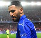 Mahrez branded a 'snake' over Ranieri