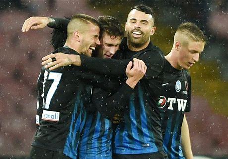 Atalanta Bungkam Napoli Di San Paolo