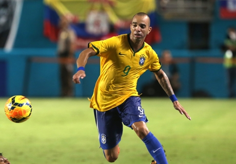 New faces of Dunga's Brazil