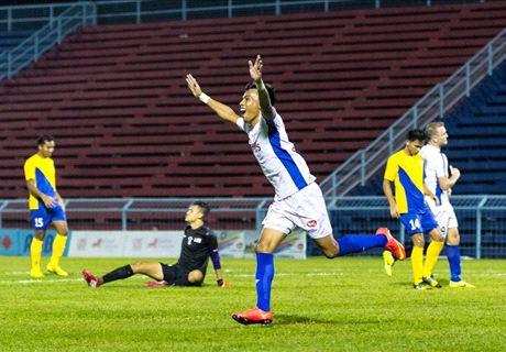 Match Report: Harimau Muda B 1-5 Balestier Khalsa