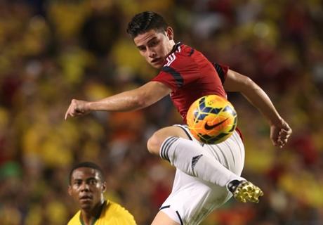Colombia climb Fifa rankings