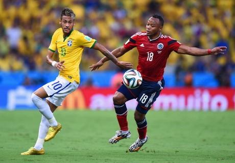 ดุงก้าประเดิมชัย! เนย์มาร์ซัดฟรีคิกสุดสวยช่วยแซมบ้าเชือดโคลอมเบียหืด 1-0
