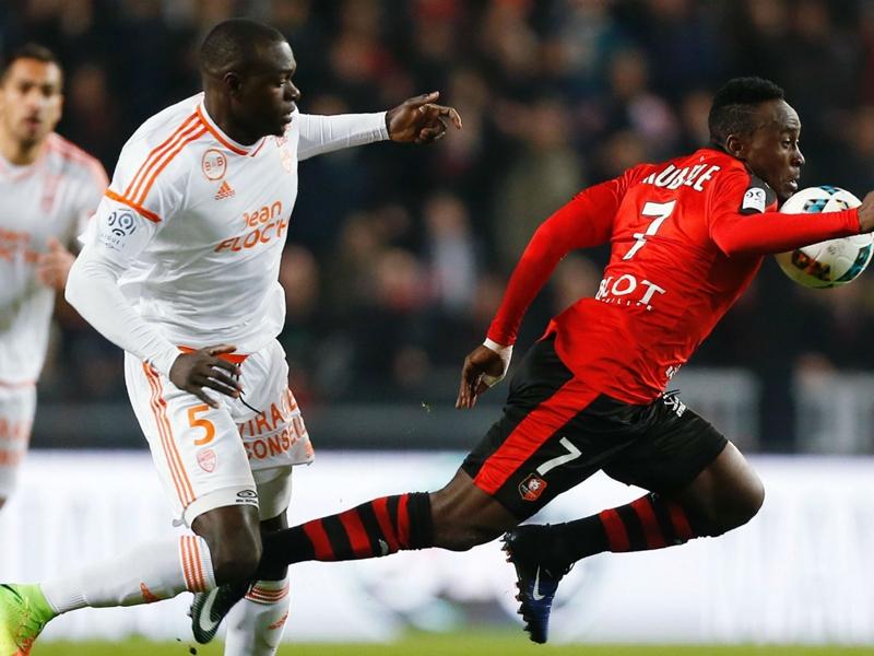 Rennes-Lorient (1-0), Rennes enlève le derby