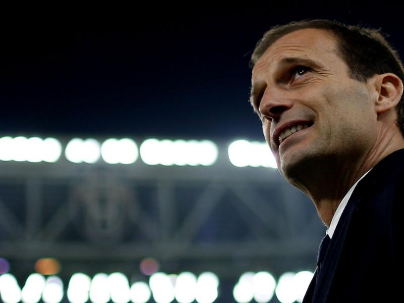 "Juventus, Allegri : ""Barcelone ? J'ai déjà eu du mal à apprendre l'Italien"""