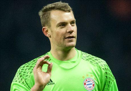 Unbeatable Neuer sets Bundesliga record