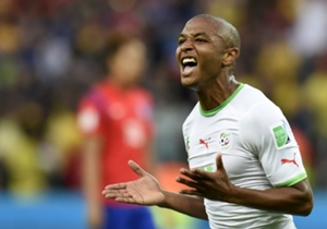 Brahimi was recently named the BBC African Player of the Year