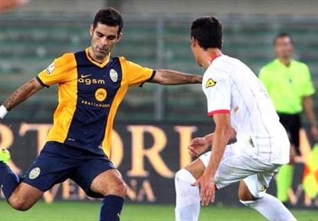 Márquez, expulsado con el Verona