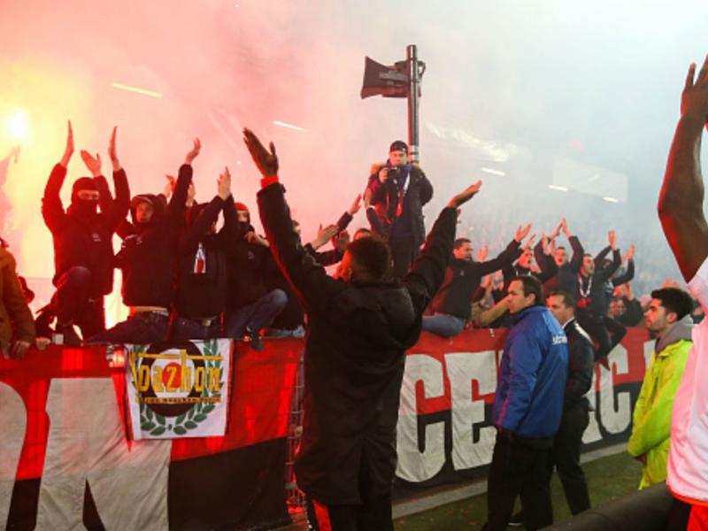 Quand Twitter s'emballe pour les 25 ans du RCK lors de Rennes-Lorient