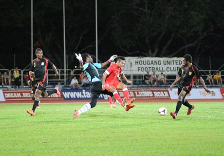 Match Report: Singapore 2-1 Papua New Guinea