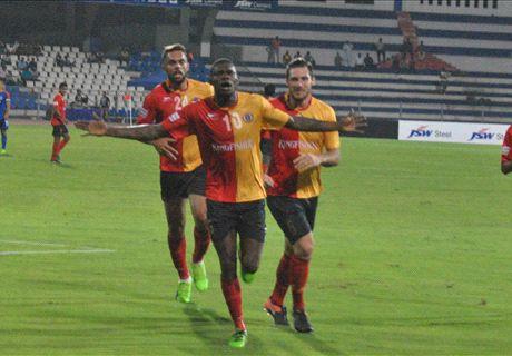 REPORT: Bengaluru FC 1-3 East Bengal