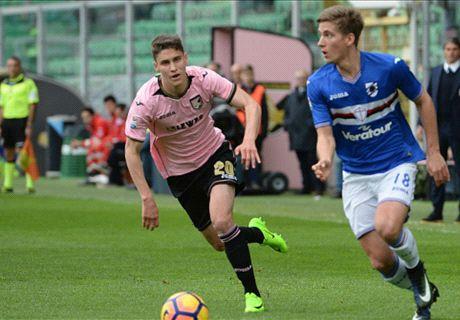 Az utolsó percig vezetett a Palermo