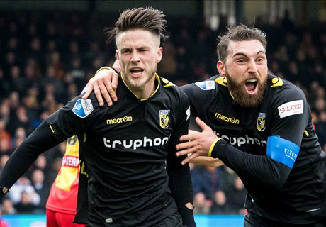 Vitesse naar zege in Deventer