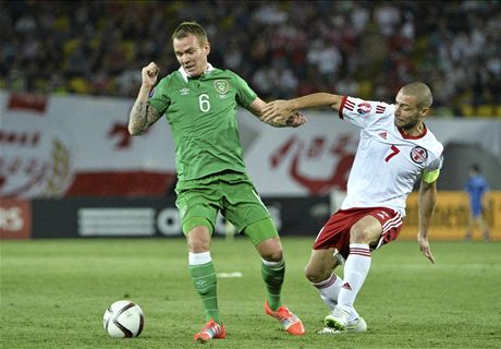 Whelan to miss Scotland clash
