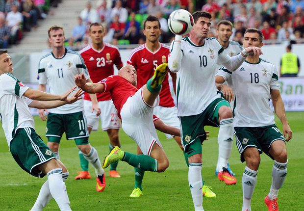Hungary 1-2 Northern Ireland: Lafferty seals dramatic comeback