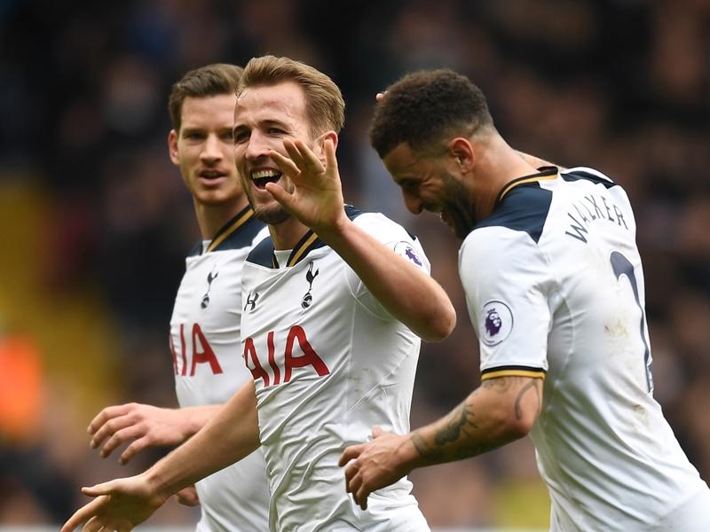 Tottenham-Stoke City (4-0), les Spurs étaient pressés