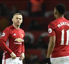 TEAM NEWS: Martial picked over Rooney