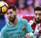 LALIGA | Así fue el partido de Messi contra el Atlético