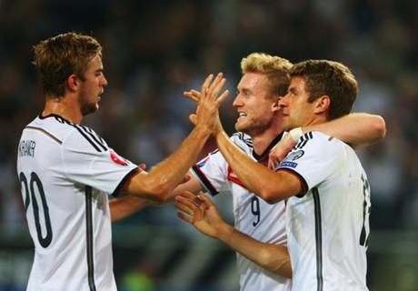 梅拿2球!德國2-1險勝蘇格蘭