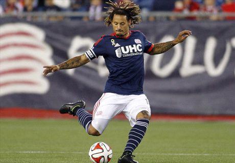Floyd: Jones leads Revs into MLS Cup