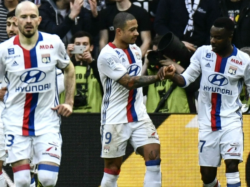 Lyon-Metz (5-0), les Gones se sont balladés face à Metz