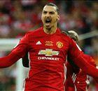Zlatan helpt Manchester aan League Cup