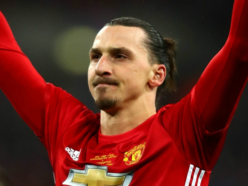'He is closer to Manchester' - Mourinho hints at Ibrahimovic Man Utd return