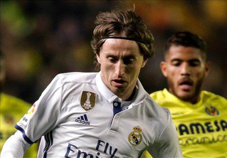 LIVE: Villarreal vs. Real Madrid