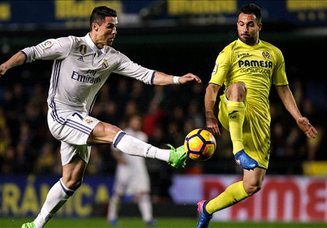 LIVE: Villarreal vs. Real Madrid