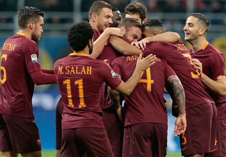 Nainggolan inspires Roma to crucial win