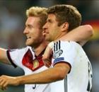 Alemania busca seguir de racha