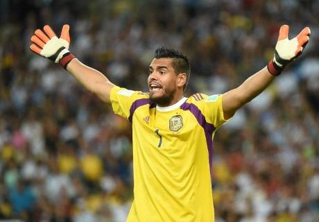 Romero: I did not turn down Man Utd