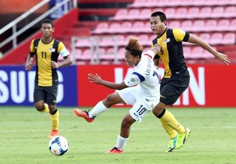 เมสซี่เกาหลีซัดชัย!โสมขาวทุบเสือเหลืองหืด 1-0 จ่อเข้ารอบ AFC U-16