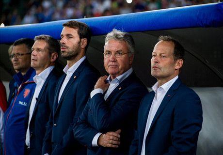 Nederlands elftal zakt naar vijfde plek
