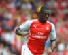 Sanogo remaining patient in hunt for goals