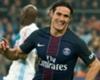Edinson Cavani Marseille PSG Ligue 1 26022017
