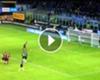 ¡Ay, Medel! Penal y gol de Perotti ►