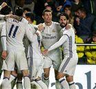 FT: Villarreal 2-3 Real Madrid