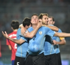 Match report: S Korea 0 Uruguay 1