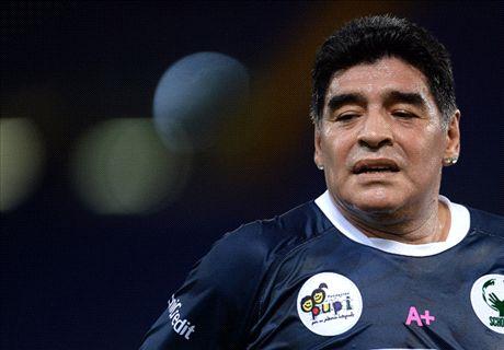 ¿Esto es amar a Maradona?