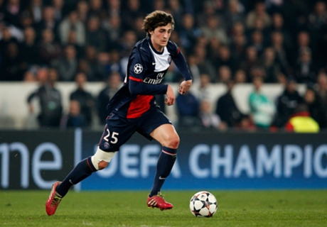 Rabiot signs four-year PSG deal