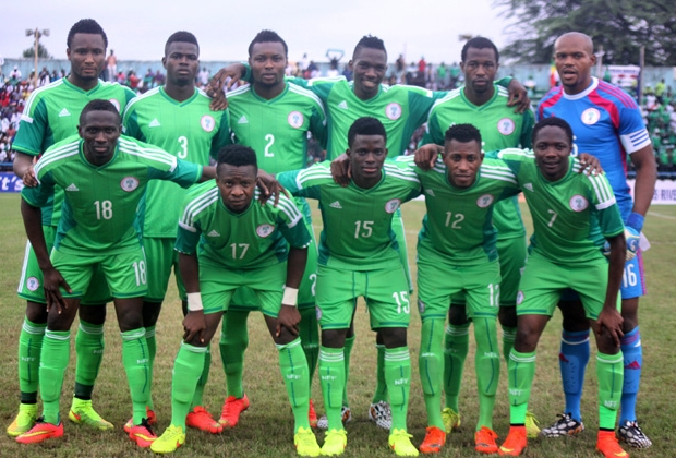 See Nigeria's New Position In Latest FIFA Rankings