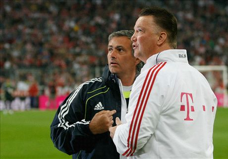 Can Van Gaal outwit Mourinho?