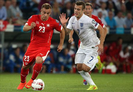 Player Ratings: Switzerland 0-2 England