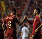 西班牙主場5-1大勝馬其頓!