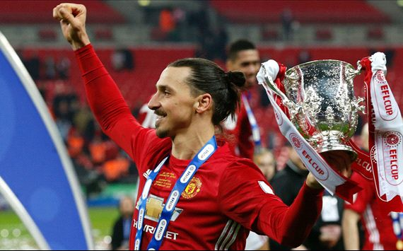 WATCH: Did Zlatan have a dig at Arsenal?