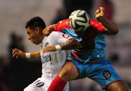 Argentina: Quilmes 4-0 Arsenal