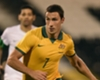 Socceroos forwards want improvement